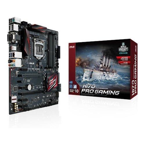 chollos oferta descuentos barato ASUS H170 Pro Gaming Placa Base Intel H170 4 x DIMM DDR4 SATA III