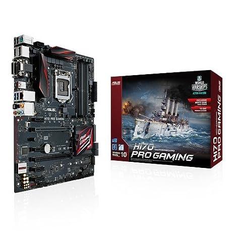 ASUS H170-Pro - Placa Base Intel (Intel H170, 4 x DIMM, DDR4 ...