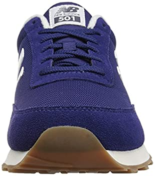 New Balance Men's Ml501 Sneaker, Navywhite, 8.5 D Us 3
