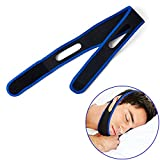 Anti Snoring Snore Stopper Chin Jaw Strap Supporter Sleep Improving Belt Brace by Abcstore99