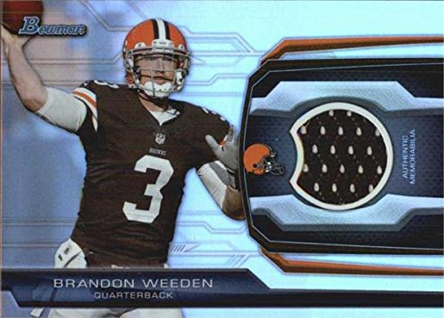 brandon weeden browns jersey