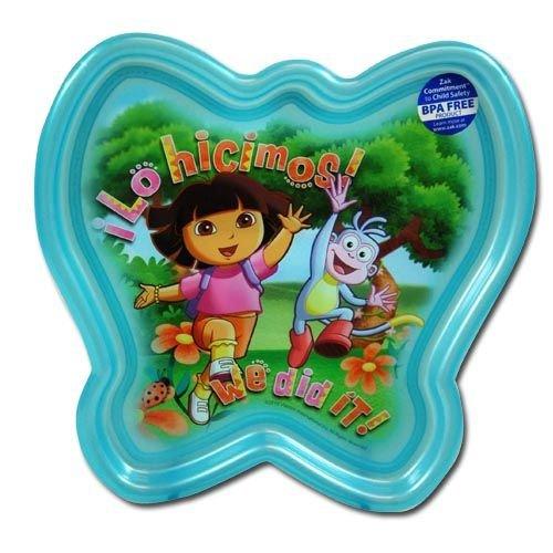 【公式】 Zak Commitment to子安全とMealtime Fun Dora Dora andブーツプレートfor Kids Fun Kids B0081HER9Y, ゴルフマルシェ:c3491212 --- a0267596.xsph.ru