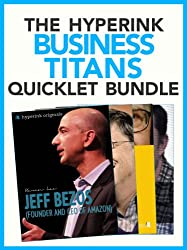 The Business Titans Biography Bundle (Jeff Bezos, Bill Gates, Warren Buffett, Elon Musk) (English Edition)
