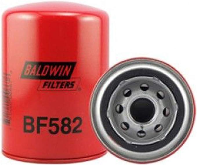 Baldwin BF1252 Heavy Duty Diesel Fuel Spin-On Filter