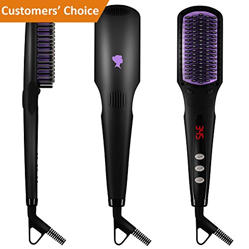 girls hair brush anti - 2