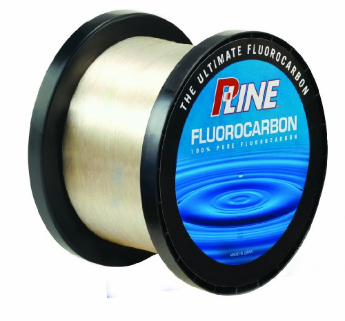 P-Line Soft Fluorocarbon Bulk Spool (2000-Yard, 15-Pound)