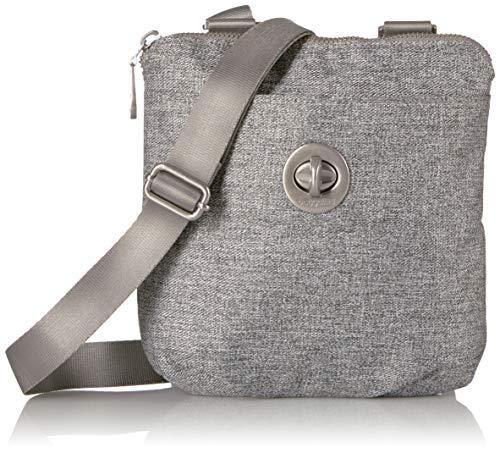 Baggallini RFID Mini Hanover, Light Grey