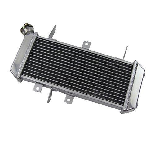 - ALLOYWORKS Aluminum Radiator for SUZUKI SV650S SV-650 K5-K9 SV650 N 2005-2009