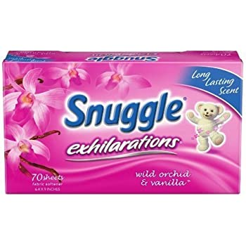 Amazon Com Snuggle Exhilarations Fabric Softener Dryer