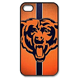NFL Chicago Bears iPhone 4 4S Faceplate Hard Case Cover Snap On
