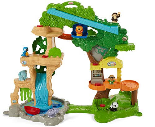 Fisher-Price Little People Share & Care Safari]()