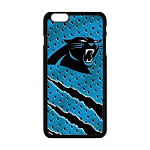 Carolina Panthers Design Fashion Comstom Plastic case cover For Iphone 6 Plus