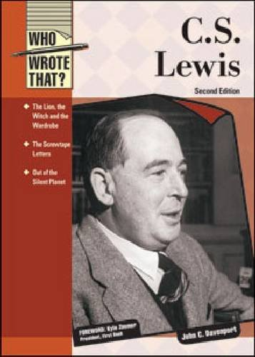 C. S. Lewis (Who Wrote That?)
