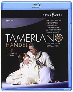 Handel: Tamerlano [Blu-ray]