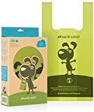earth rated extra large poop bags - Earth Rated 120-Count Dog Waste Bags, Unscented Poop Bags with Easy-tie Handles (not on rolls)