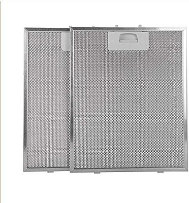 Filtro Campana Fagor Aluminio 30,6 x 26,8 Original c.o.KE0001781: Amazon.es: Hogar