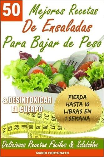 recetas sanas y faciles para bajar de peso