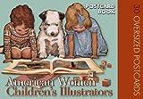 American Women Childrens Illustrators Postcard Book, , 1595833609