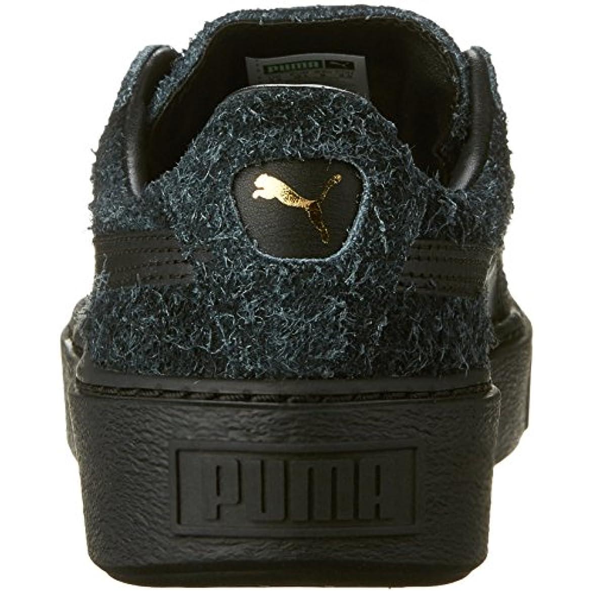 Puma Suede Platform Elemental Black-black-puma Black womens 10 B m Us