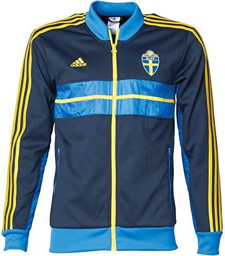 adidas SVFF Anth JKT, Hombre Suecia Chaqueta Track Top – Chaqueta ...