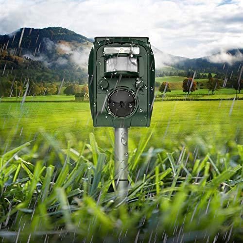 Hydobond Outdoor Ultrasonic Pest Repeller