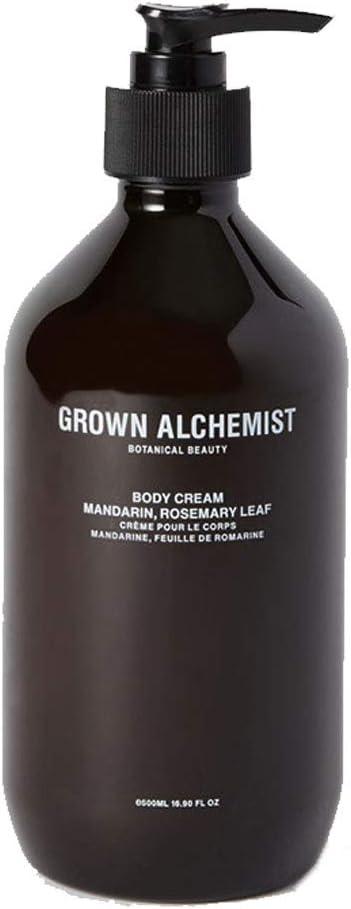Mandarin & Rosemary Leaf Body Cream