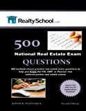 500 Real Estate Exam Questions: Real Estate Exam Prep Book for the PSI