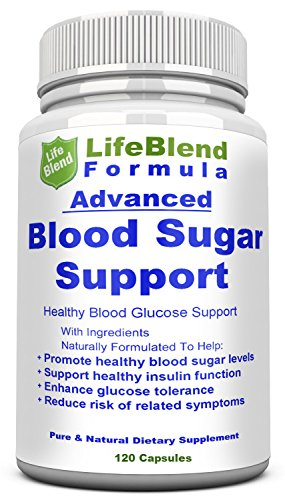 Reliable Blood Sugar Control -120 Caps- Support Healthy Blood Glucose Levels   Heightens Insulin Sensitivity