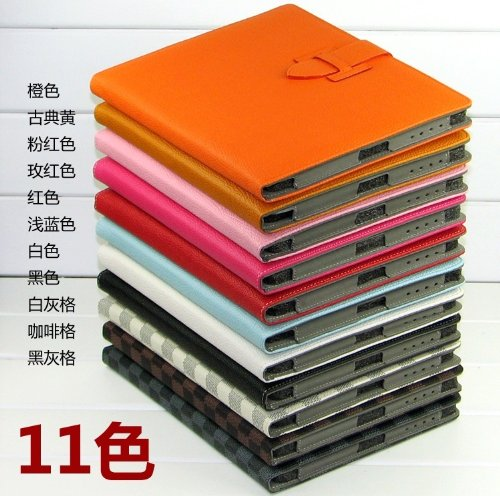 TOP Quality iPad Leather Case, Stand Case for iPad 2,3,4, iPad Case Leather, PU Leather Case for iPad, PU Case Cover for iPad (AMHPNK-002) 6~10 DAYS DELIVERY to USA!