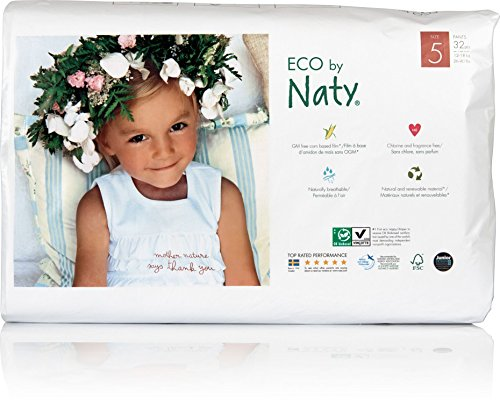 Nature Babycare Pants 26 40lbs Count