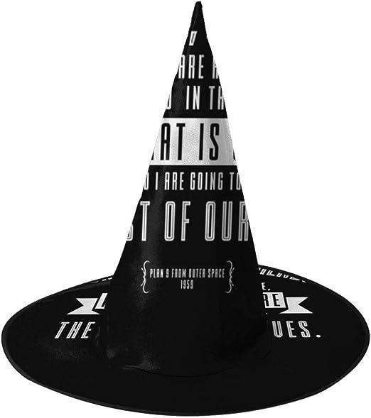 NUJSHF Plan 9 de líneas de Apertura del Espacio Exterior, Sombrero ...