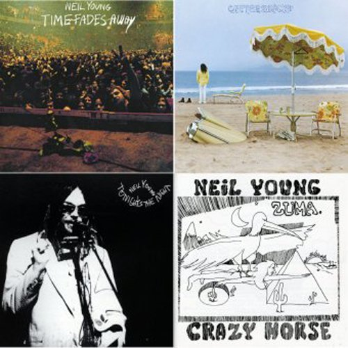 Neil Young - Official Release Series Discs 5-8 - Zortam Music