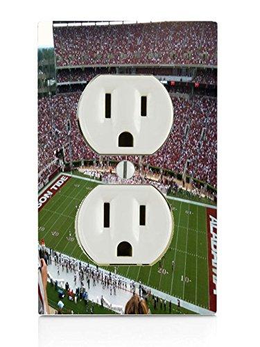 Alabama Crimson Tide Electrical Outlet - Alabama Outlet