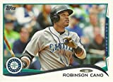 Seattle Mariners 2014 Topps MLB Baseball Regular Issue Complete Mint 21 Card Team Set with Felix Hernandez, Robinson Cano Plus