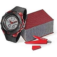 f6504afee90 Kit Relógio Speedo Masculino Analógico e digital Preto 81136G0EVNP1K1 com Pen  Drive