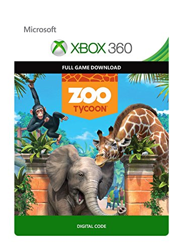 Zoo Tycoon - Xbox 360 Digital Code by Microsoft