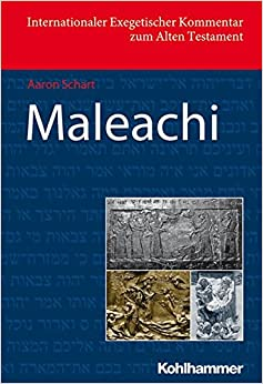Maleachi (Internationaler Exegetischer Kommentar Zum Alten Testament)