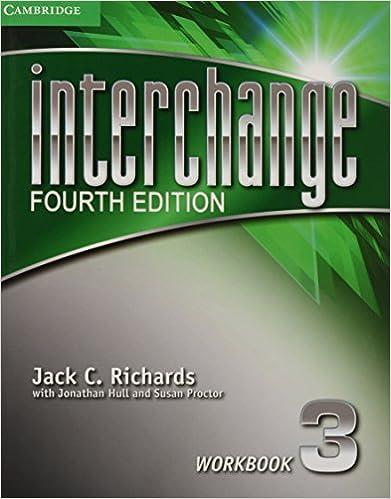 Free download interchange level 3 workbook interchange fourth free download interchange level 3 workbook interchange fourth edition pdf full ebook bakul sego oke fandeluxe Choice Image