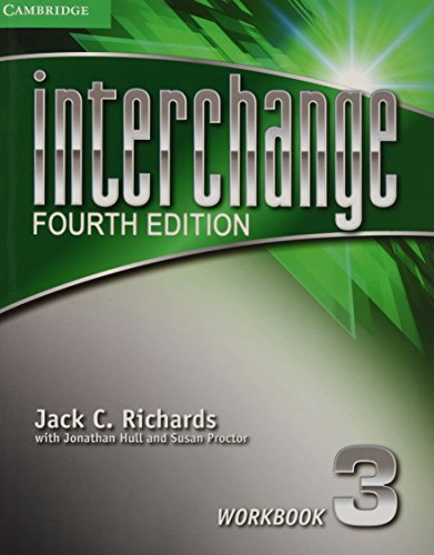 Interchange Level 3 Workbook (4th Edition)