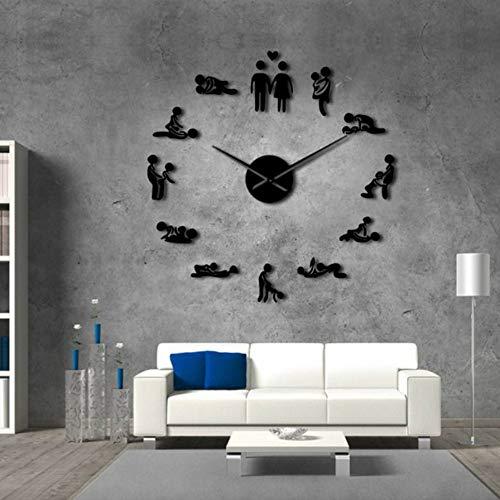 wall clock sex position - 4