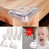 10 Pcs Baby Kid Safety Anti-Crash Table Corner Protector Cushion Pad