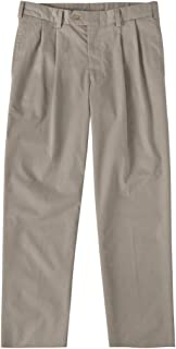 product image for Bill's Khakis Men's M2 Classic Fit Pleated Travel Twill Wrinkle/Stain Resistant Pants