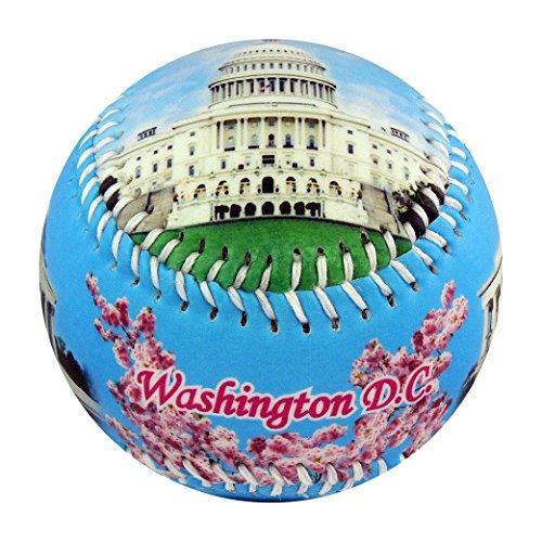 EnjoyLife Inc Washington D.C. USA Souvenir Baseball