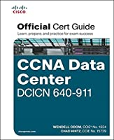 CCNA Data Center DCICN 640-911 Official Cert Guide Front Cover