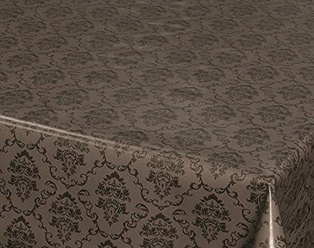 ecoSoul Aida - Mantel de Hule (1,4 m2, 140 cm de Ancho, Liso, por ...