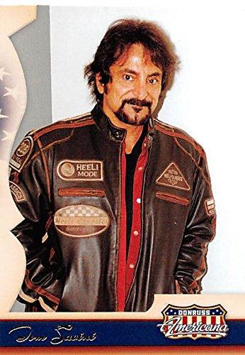 Tom Savini trading card (Director, Night of the Living Dead) 2007 Donruss Americana #78