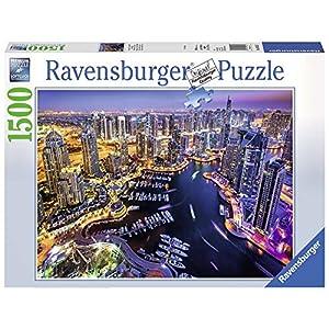 Ravensburger Italy Dubai Nel Golfo Persico Puzzle Da 1500 Pezzi 16355
