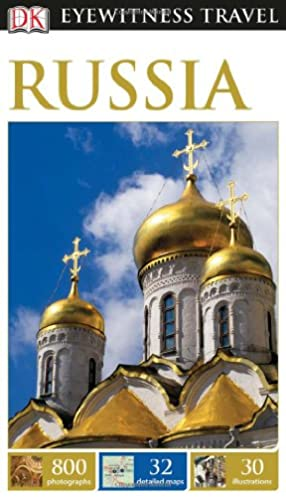 dk eyewitness travel guide russia inc cor dorling kindersley rh amazon com Ultimate Sticker Books Dorling Kindersley Dorling Kindersley Books Crystals