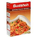 Badshah Masala, Biryani Pulav, 3.5-Ounce Box (Pack of 12)