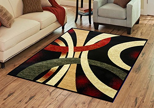 Premium Quality Area Rugs In Size 5x7, 8x10 by MSRUGS Made